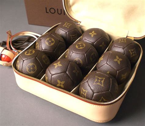 Louis Vuitton Louis Vuitton World Cup Designer Handbags And Information by Coveted Louis Vuitton For Rugby World Cup Petanque