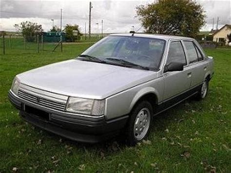renault 25 gtx 1984 renault 25 gtx related infomation specifications