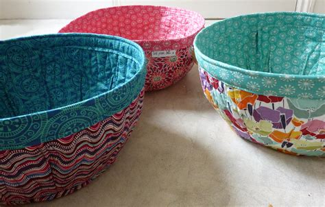 pattern sewing basket project baskets sewing pattern