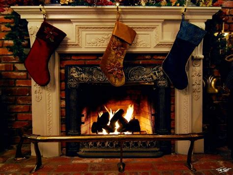 Tree And Fireplace Wallpaper by Fireplace Backgrounds Wallpaper Cave