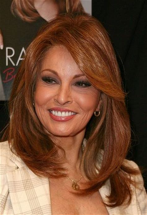 hairstyles for women over 60with small head raquel welch long celebrity hairstyles for women over 60