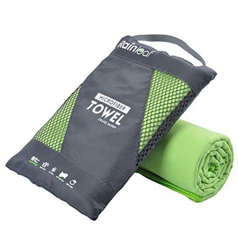 Towel 40 X 70 Green rainleaf antibacterial microfiber towel xx large 40 x 72