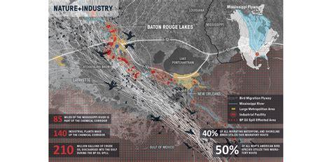 louisiana industry map baton lakes restoring a louisiana landmark from