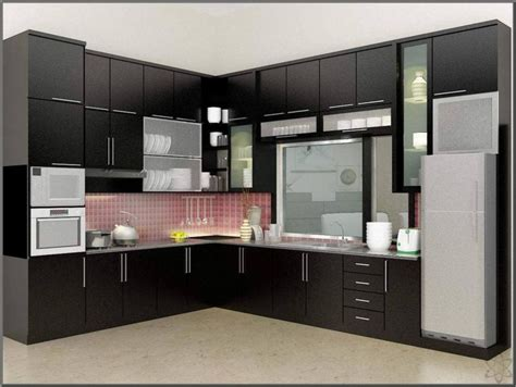 desain jendela dapur minimalis 71 desain dapur minimalis modern sederhana sangat mewah 2017
