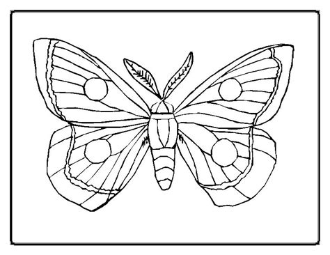 Free Coloring Pages Of Hungry Caterpillar Hungry Caterpillar Colouring Pages