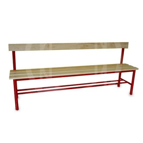dressing room benches dressing room bench bench with backrest