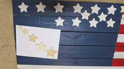 Family Faith And Diy Diy Picket Pallet Flag Template For Pallet Flag