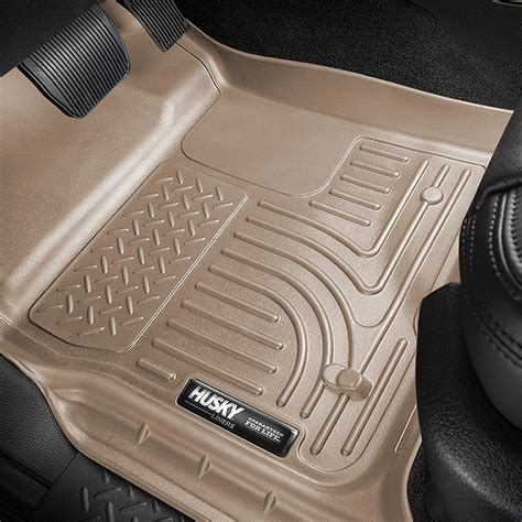 Ford Escape Floor Mats by Husky Liners 174 Ford Escape 2013 2015 Weatherbeater Floor