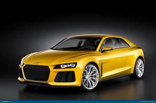 Quatro Audi Ausmotive 187 Audi Sport Quattro Concept Revealed