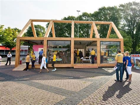 up in store ikea ikea pop up store aan het chasseplein in breda foto photo republic marco de swart pop up