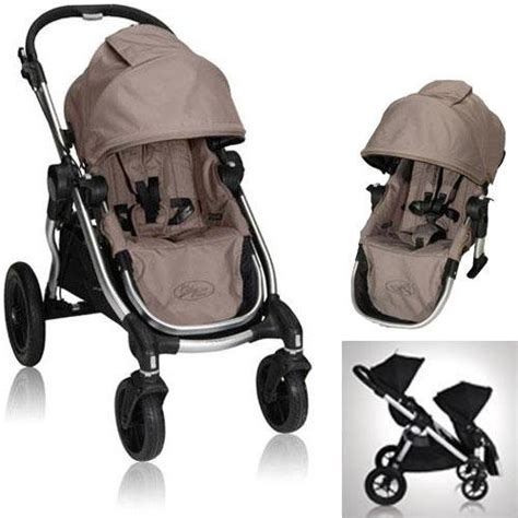 baby jogger city select second seat baby jogger bj20257 city select stroller with second seat