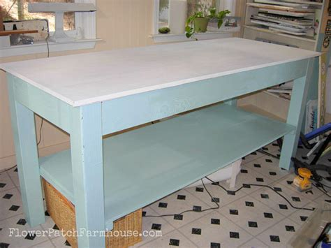 diy island bench diy workbenches decorating your small space