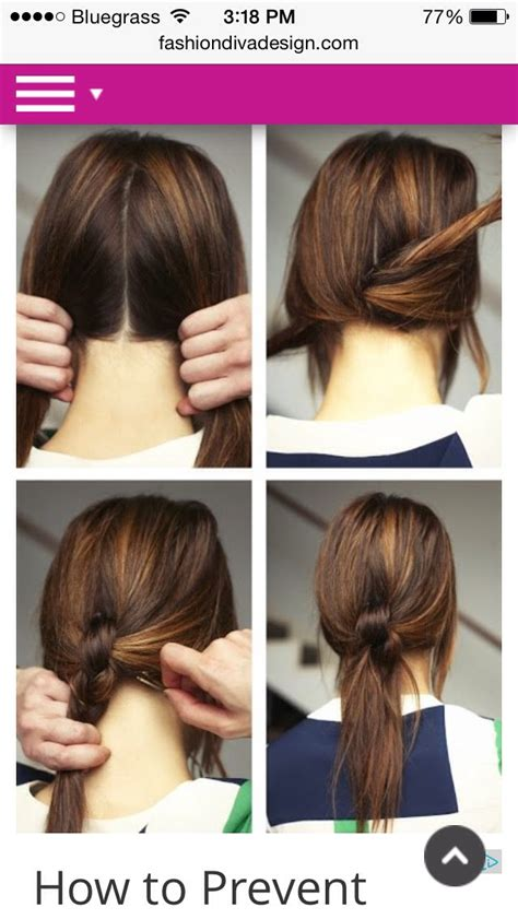 how to wear a ponytail at 40 6 adorable ways to wear a ponytail trusper