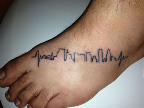 portland oregon tattoo my quot home is where the is quot i am from