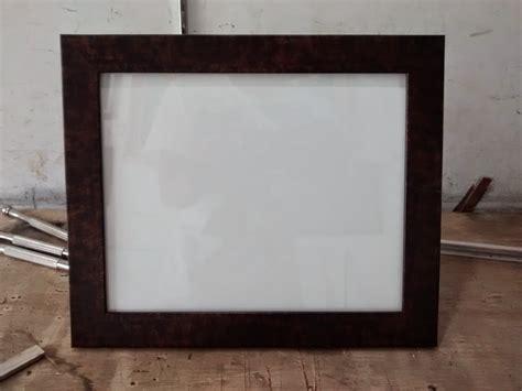 Frame Foto Plastik Bingkai Foto Hitam Pigura Minimalis frame minimalis hitam jual bingkai foto didepok jawa barat