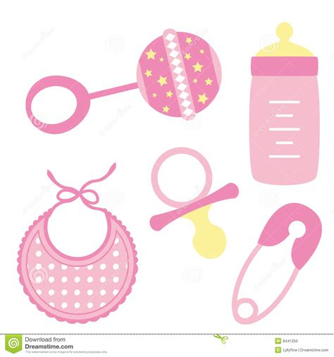 baby clip on baby rattle clipart free clip art images