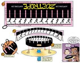 printable zoetrope diy zoetrope