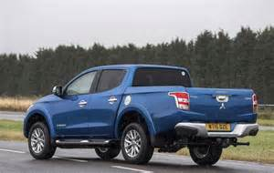 Mitsubishi Uk Mitsubishi L200 2015 Review Honest