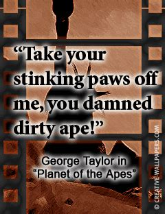 planet of the apes quotes science fiction quotes quotes from your