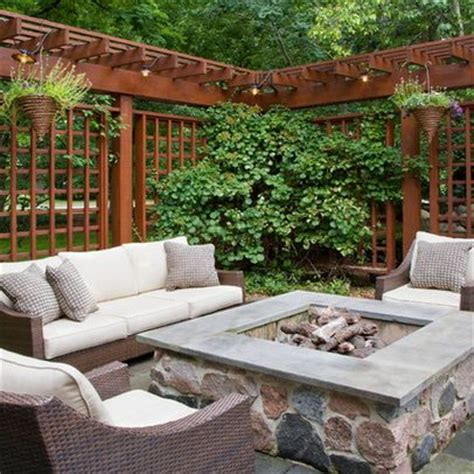 backyard privacy wall ideas pinterest
