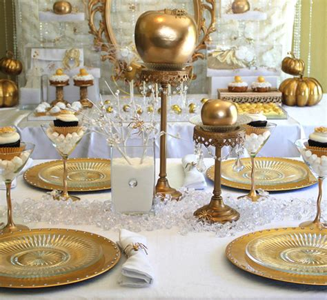 gold themed names white and gold white and gold themed party