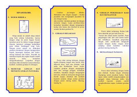 design powerpoint ibu hamil senam hamil