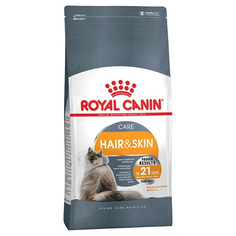 Royal Canin Cat 2kg royal canin hair and skin care cat food 2kg petbarn