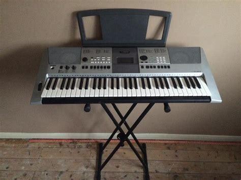 Keyboard Yamaha Psr A300 yamaha psr e413 electronic keyboard brierley hill dudley
