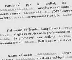 Lettre De Motivation Apb Originale Une Lettre De Motivation Blabla Tr 232 S Originale Et Efficace Lettres De Motivation Le