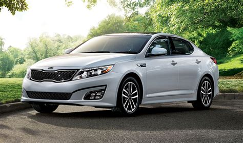 Kia Optima Turbo Performance 2015 Kia Optima Review