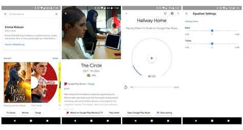 home design google app google home 1 26 android app bekommt v 246 llig neues design