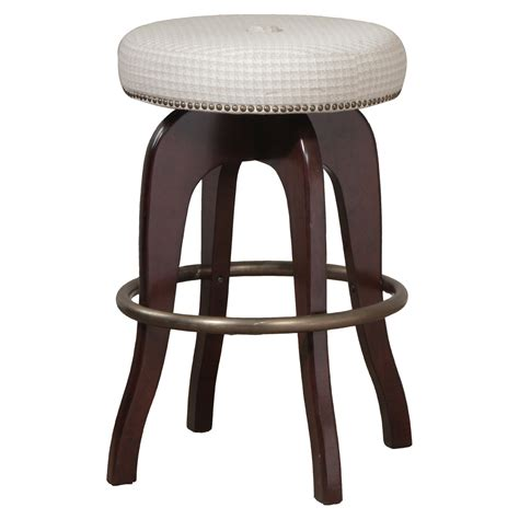 powell kenton backless bar stool bar stools at hayneedle