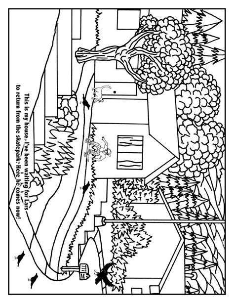 road map coloring page neighborhood map coloring page exles of full color maps