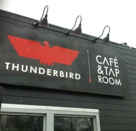 On Location Thunderbird Coffee Tx by Tbird Coffee Logo Picture Of Thunderbird Cafe Tap Room