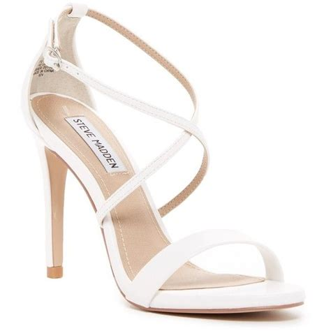 white strappy sandal heels white strappy sandal heels www pixshark images
