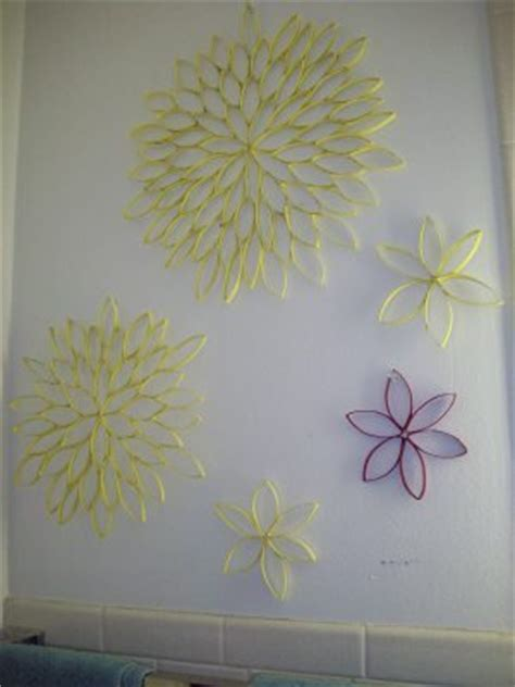 toilet paper roll sunflowers favecraftscom