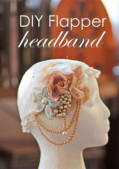 1920s headband diy baroque culture and 1920s on