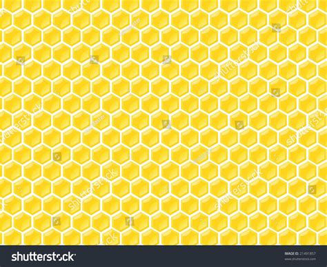 honeycomb pattern vector illustrator abstract vector honeycomb pattern stock vector 21491857