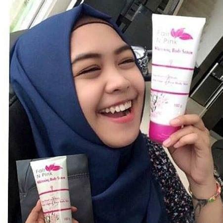 Sabun Fair N Pink Skin Whitening fair n pink perawatan kecantikan cirebon