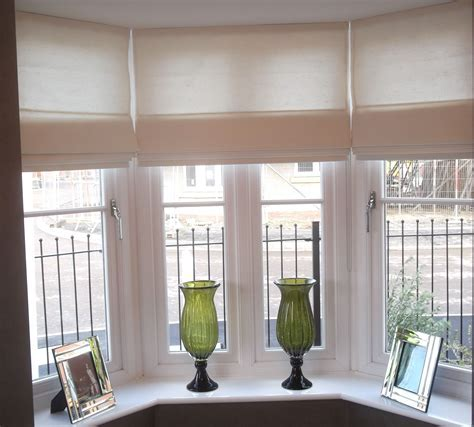 Charming Inexpensive Roman Shades for Kitchen Windows With