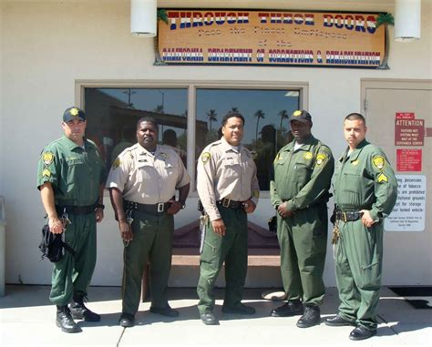 Correctional Officer California by Chuckawalla Valley Ironwood State Prison Employees