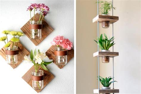 riciclare vasi di vetro 30 idee originali per riutilizzare i barattoli di vetro