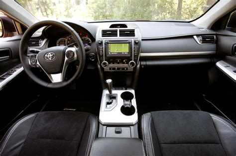Toyota Camry 2012 Interior by 2012 Toyota Camry Se Onsurga