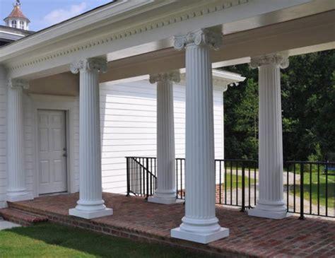 Exterior Column Wraps Exterior Columns Image Gallery Melton Classics Inc
