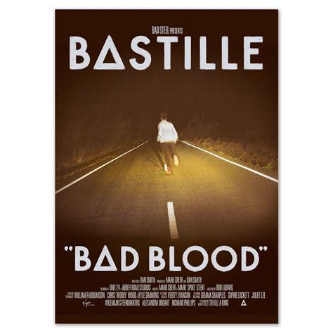 Bastille Bad Blood big town crush trucker hat musictoday superstore