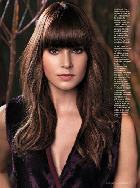 hairstyles with color ash brown hair color hbk studio brunette hair