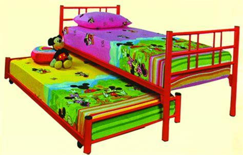 Ranjang Besi Tanpa Kasur semua produk mahkota kreasi furniture distributor perabotan rumah tangga elektronik