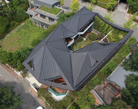 gästebad modern culturally modern ga on jai residence in south korea by
