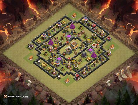 Coc War Base Th8 Hd | th8 war base coc 3zmxl075a