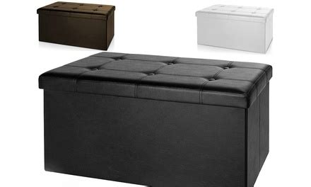 Ottoman Deals Deuba Storage Ottoman For 163 29 99 Top Deals